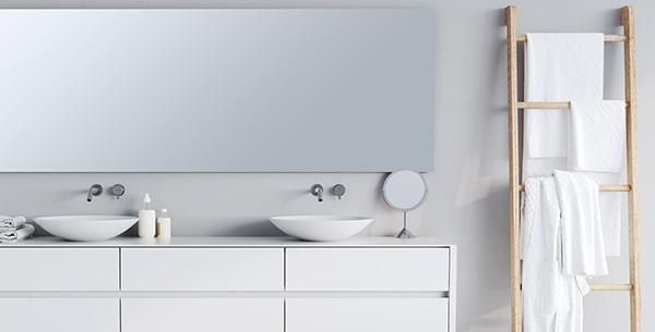 Moderne Sanitär Ausstattung